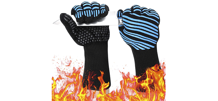 Semboh Extreme Heat Resistant BBQ Gloves