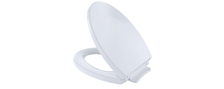 Toto SoftClose Elongated Toilet Seat Cover