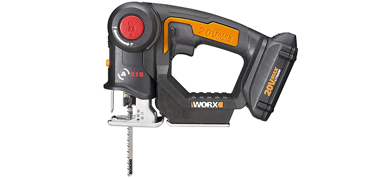 WORX 20V Axis 2-in-1 Reciprocating Saw