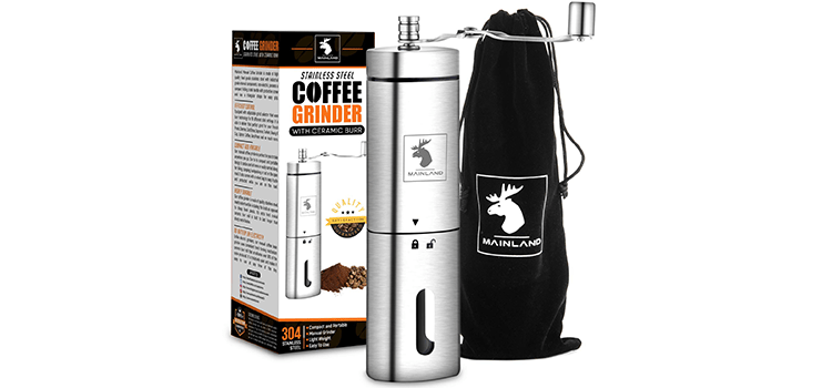 Mainland Manual Coffee Grinder