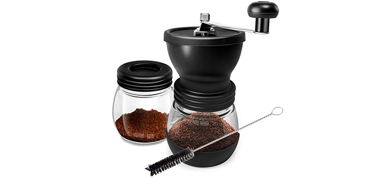 WOT I Manual Coffee Grinder Set