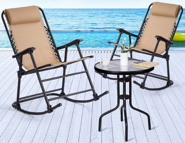 Best Folding Rocking Chairs