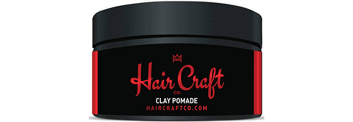 Hair Craft Co Clay Pomade
