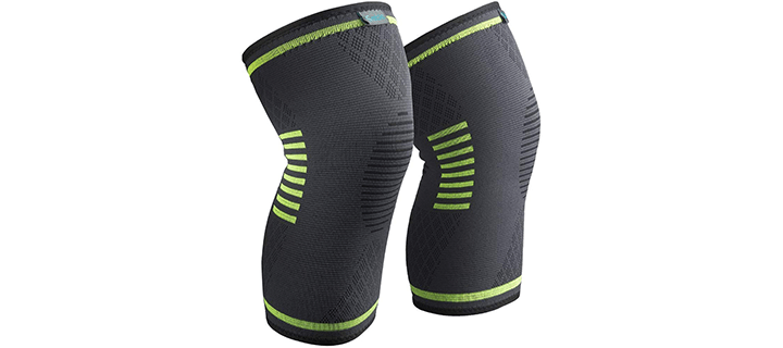Sable Knee Brace Support Compression Sleeve