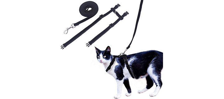 OFPUPPY Adjustable Cat Harness