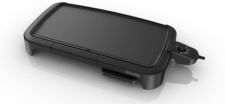 Black+Decker Family-Sized Electric Griddle