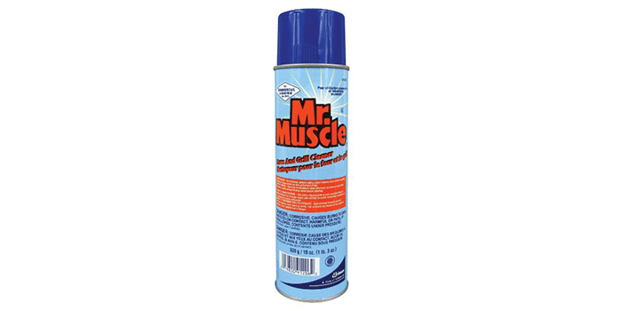 Diversey Mr Muscle Oven and Grill Cleaner