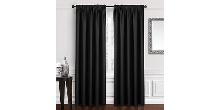 Dreaming Casa Solid Blackout Curtain