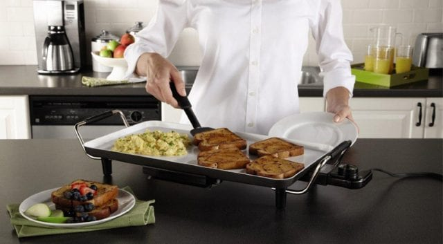 Electric Grill Griddles