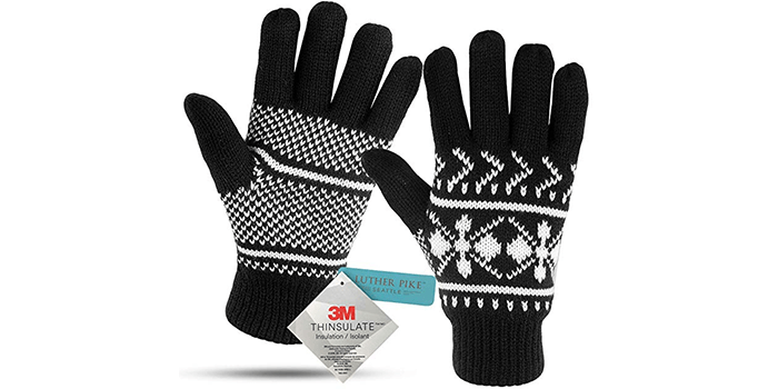 Luther Pike Seattle Winter Gloves