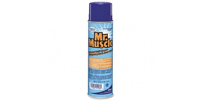 Mr Muscle Oven and Grill Cleaner