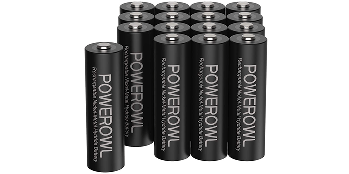 POWEROWL AA Rechargeable Batteries