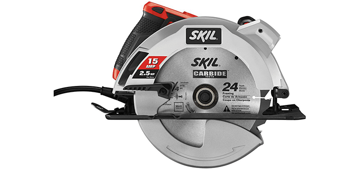SKIL 7-14-Inch Circular Saw with Single Beam Laser Guide