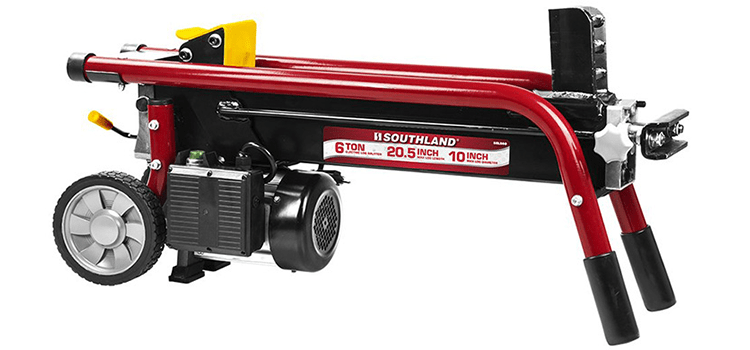 Southland Outdoor Power Equipment SELS60 6 Ton Electric Log Splitter